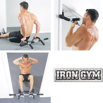 iron gym das vielseitige trainingsger t. Black Bedroom Furniture Sets. Home Design Ideas