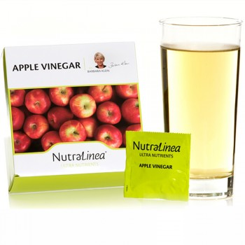 NutraLinea® Apple Vinegar 36 Beutel - Apfel