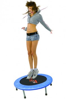 Booming Fitness Jump up Trampolin