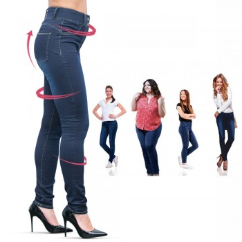 Comfortisse Fantastic Fit Stretchjeans - Size L/XL