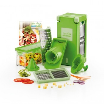 Nicer Dicer Magic Cube, Set 12tlg.