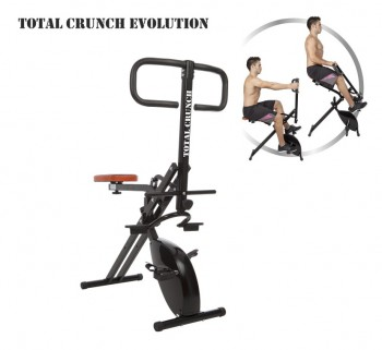 Total Crunch Evolution 2-in-1 - Fitnessgerät