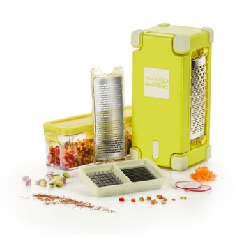 Nicer Dicer Magic Cube Gourmet 9tlg. Set